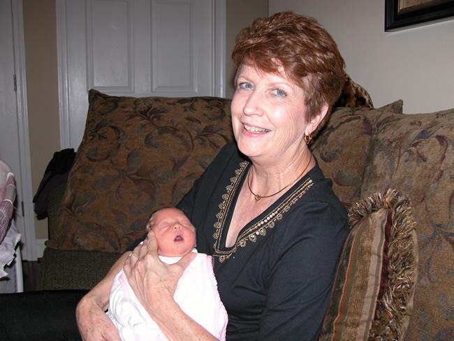 Nana & Emma Kate