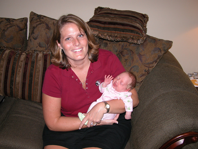 Ashley and Emma Kate