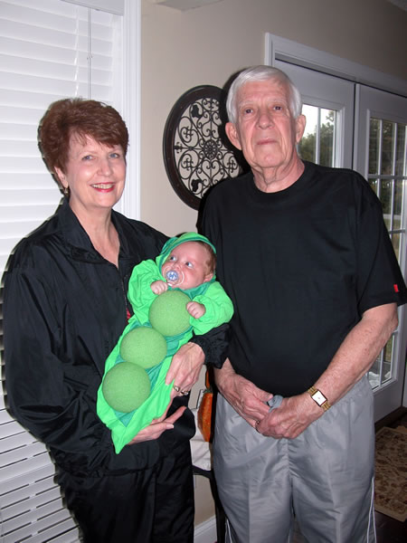 Nana, Papaw, and Emma Kate