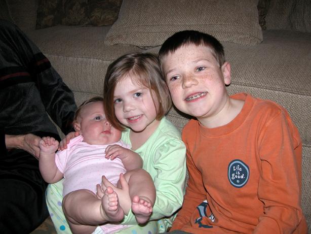 EK, Megan, and Jake