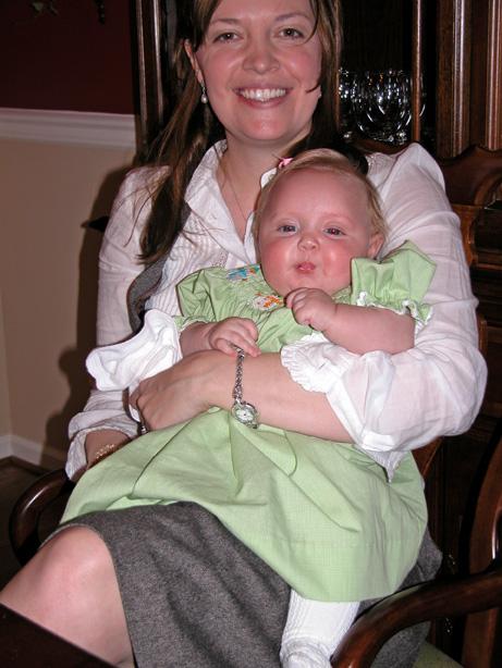 EK and Mommy