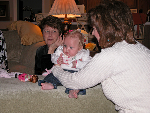 Nana, EK, and Aunt Kaye